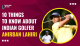10 Things to Know About Indian Golfer - Anirban Lahiri