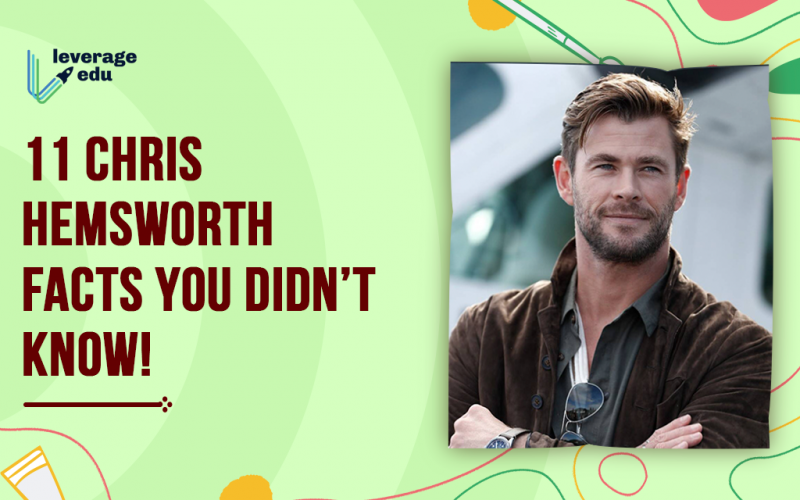 11 Chris Hemsworth Facts You Didn't Know!