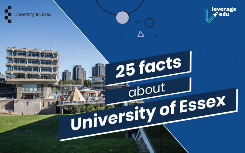 Facts about University of Essex