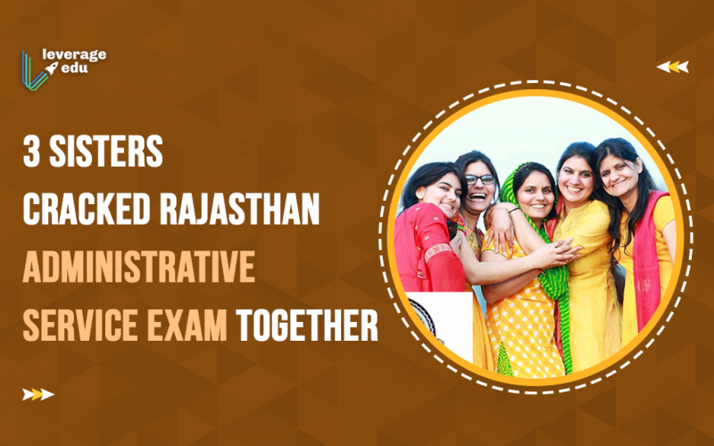 Meet the Sister Trio from Rajasthan who Cleared the RAS Exam Together!