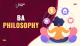 BA Philosophy