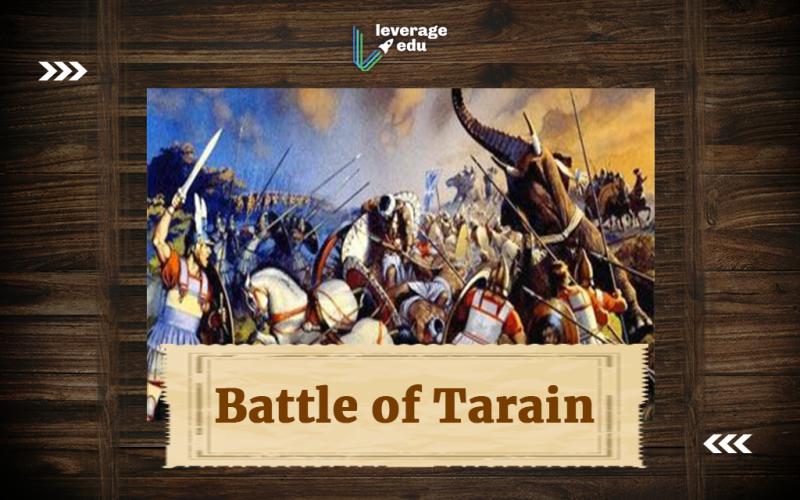 Battle of Tarain