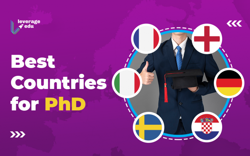 Best Countries for PhD