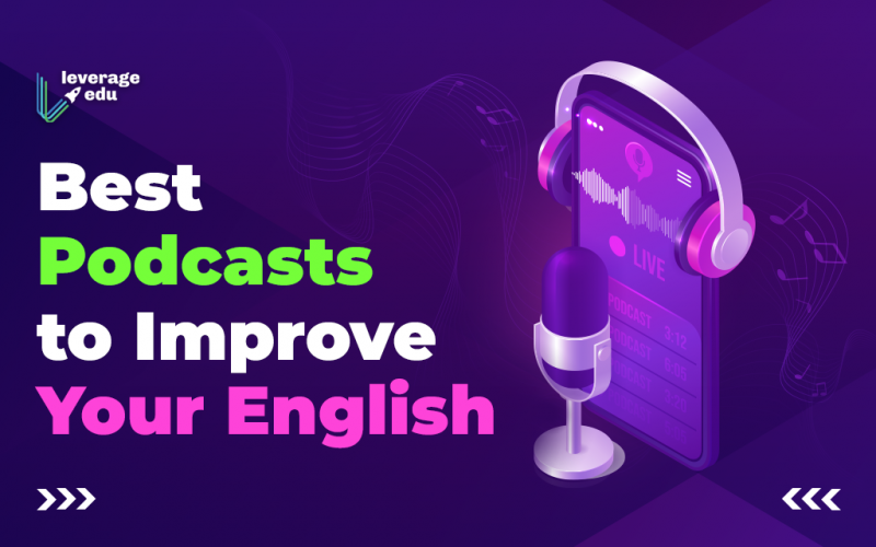 Best podcasts to improve English