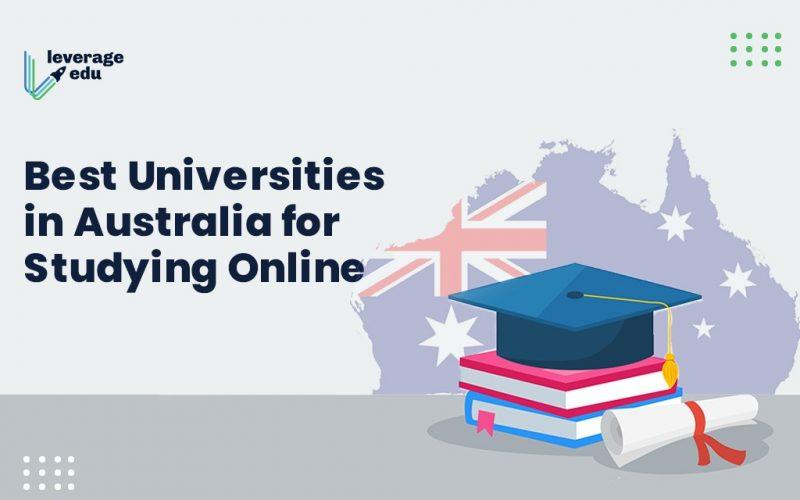 Best Universities in Australia for Studying Online