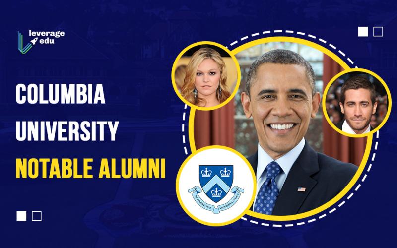 Columbia University Notable Alumni