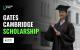 Gates Cambridge Scholarship