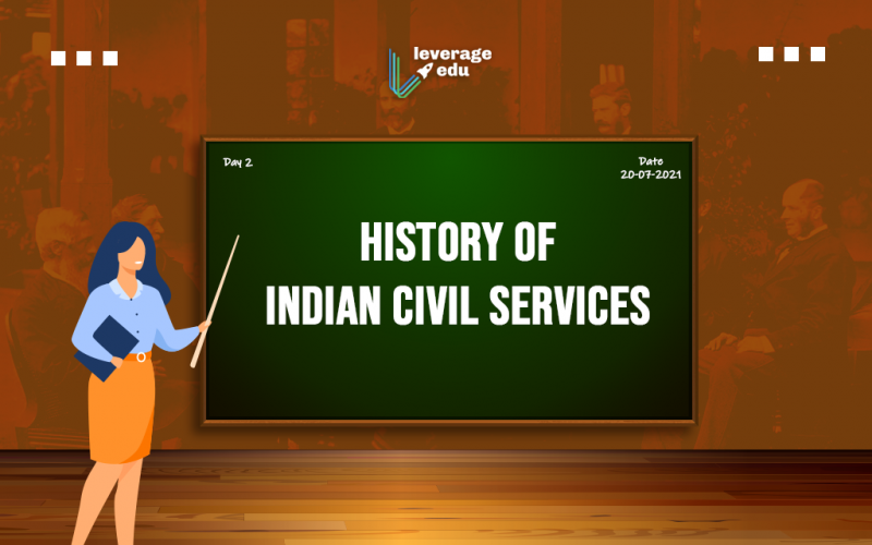 History of Indian Civil Services