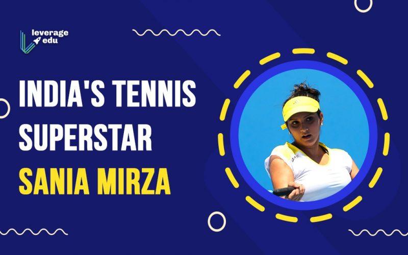 India's Tennis Superstar - Sania Mirza