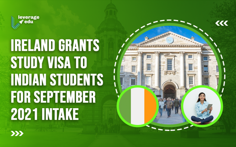 Know All About Ireland's Pre-Departure Event Before the September 2021 Intake!