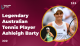 Legendary Australian Tennis Player Ashleigh Barty
