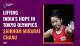 Lifting India's Hope in Tokyo Olympics - Saikhom Mirabai Chanu