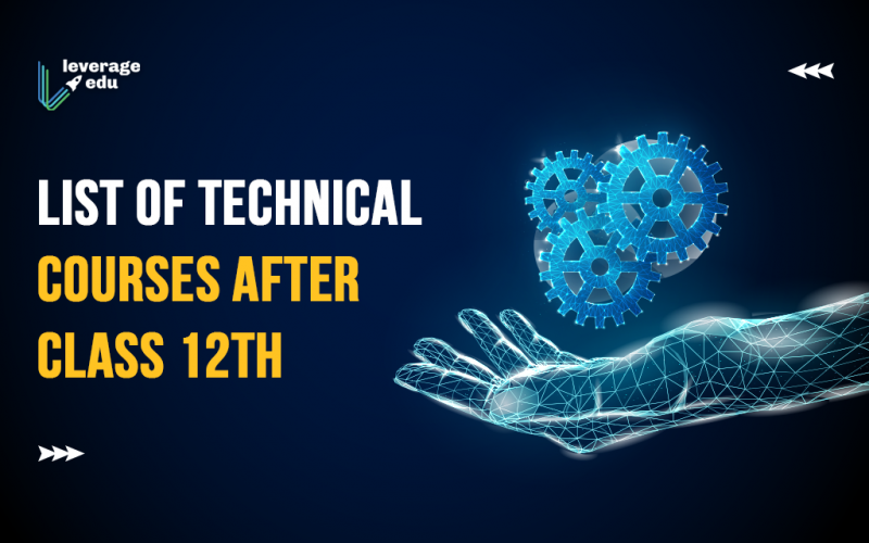 Technical Courses After Class 12
