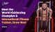 Meet the World Kickboxing Champion & International Fitness Trainer, Drew Neal
