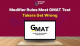 Modifier Rules Most GMAT Test Takers Get Wrong
