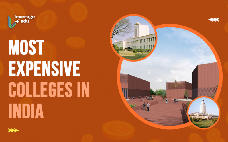 Most Expensive Colleges in India