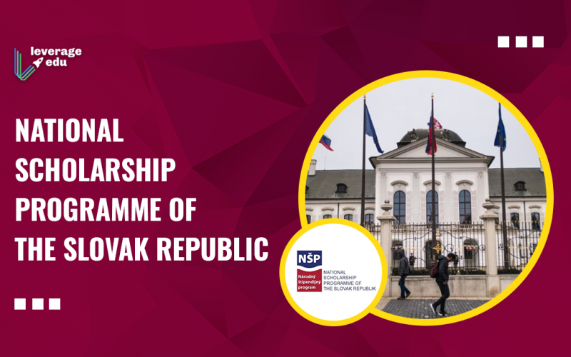 National Scholarship Programme of the Slovak Republic