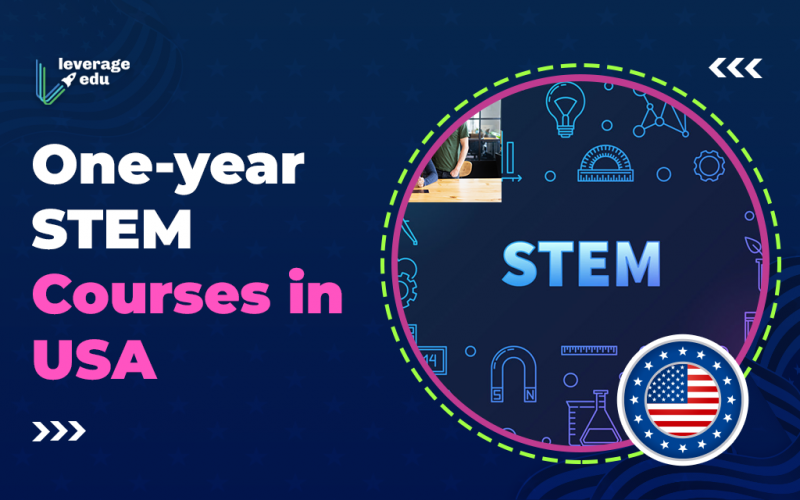 One-year STEM Courses in USA