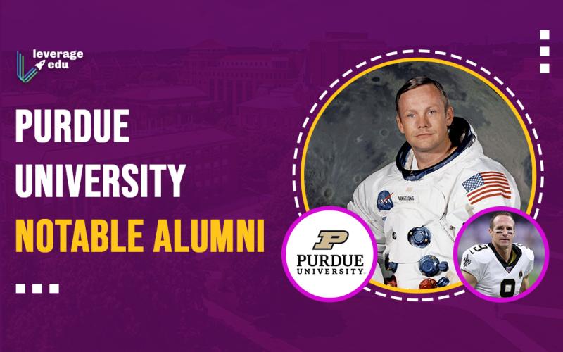 Purdue University Notable Alumni