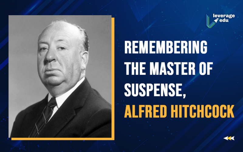 Remembering the Master of Suspense, Alfred Hitchcock (1)