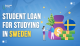 Student Loan for Studying in Sweden