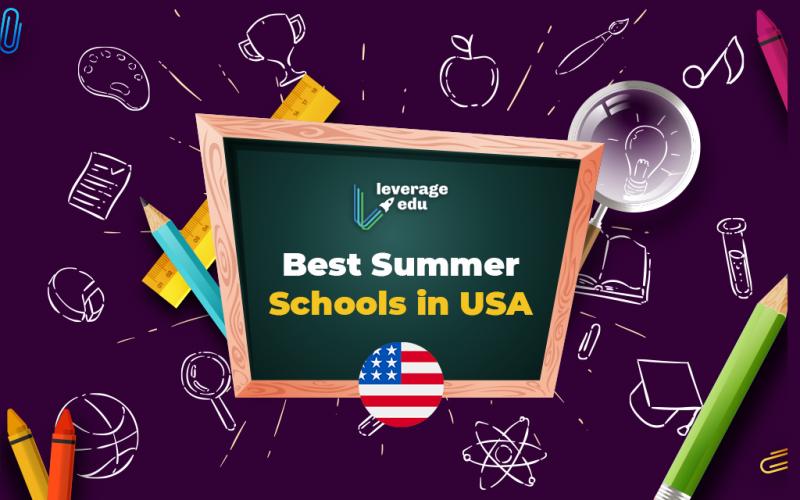 Summer Schools in USA