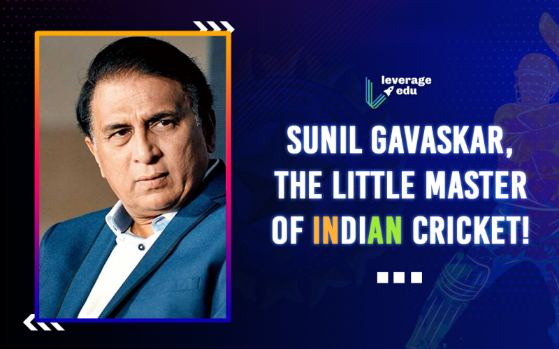 Sunil Gavaskar, the Little Master of Indian Cricket