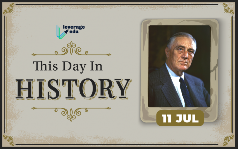 This Day in History - 11 July-01