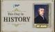 This Day in History - August 1-01