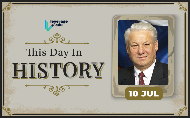 This Day in History - July 10
