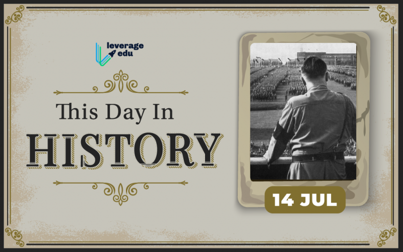 This Day in History- July 14-01