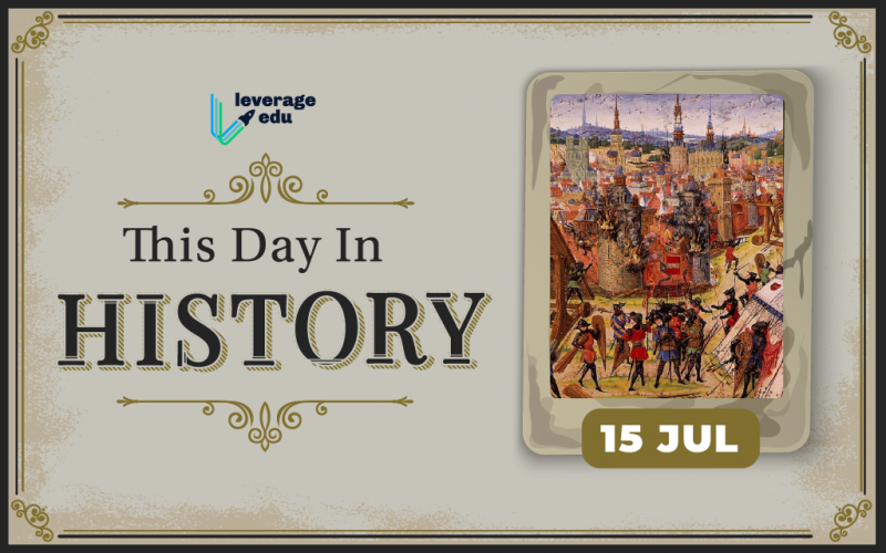 This Day in History- July 15-01