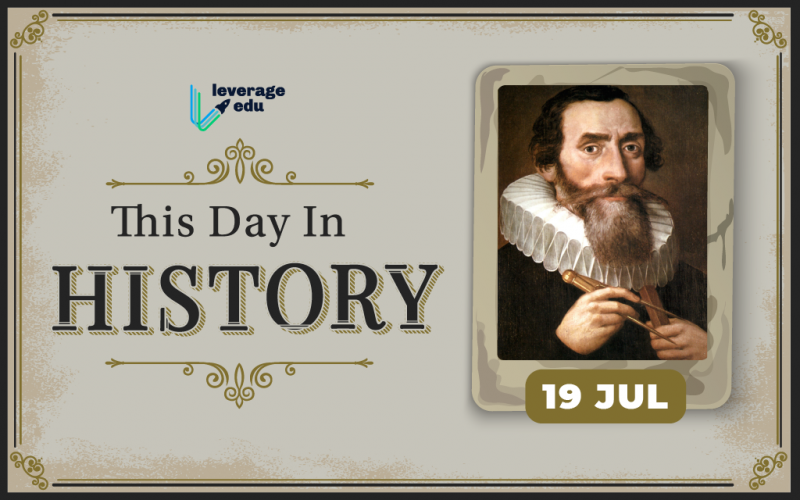 This Day in History- July 19-01