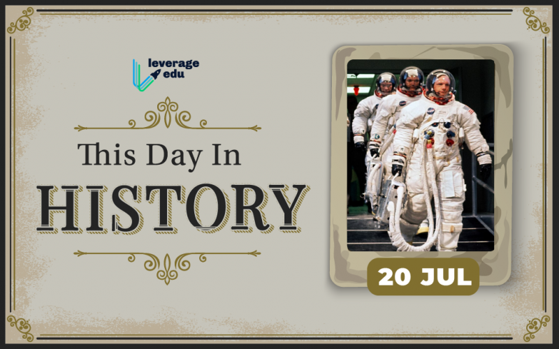 This Day in History- July 20-01