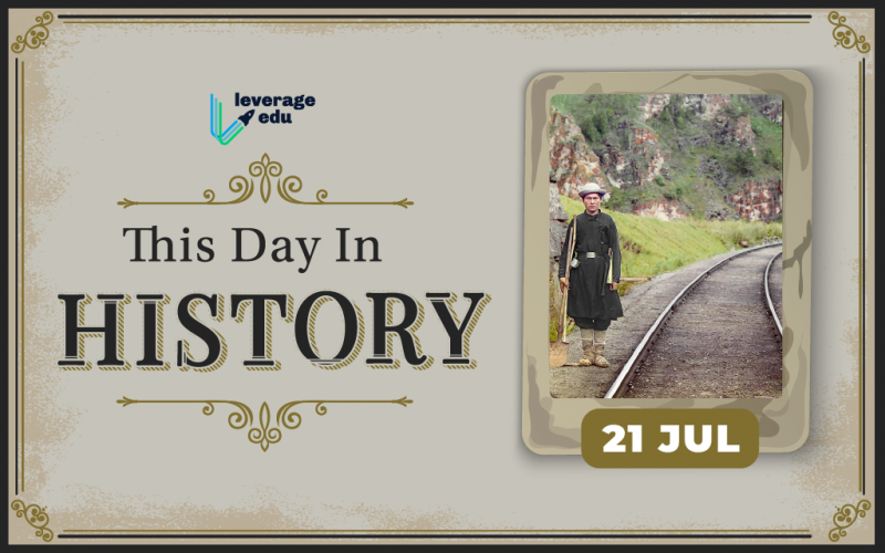 This Day in History- July 21-01