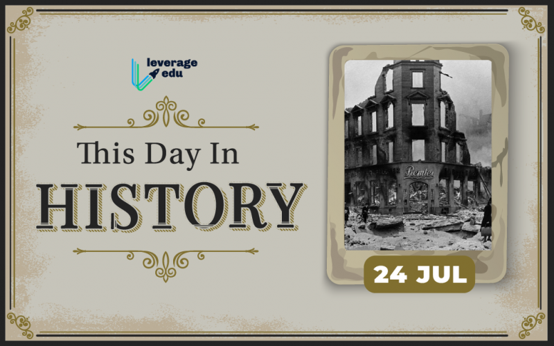 This Day in History- July 24-01