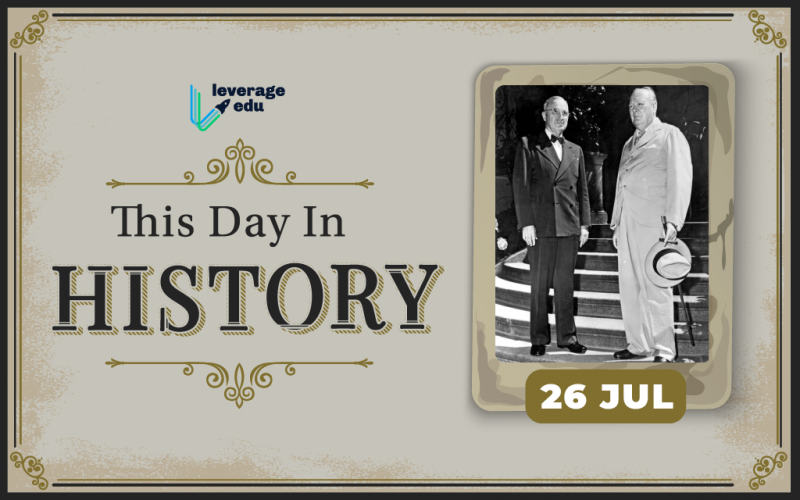 This Day in History- July 26-01