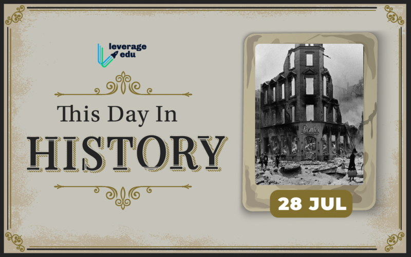 This Day in History - July 28-01