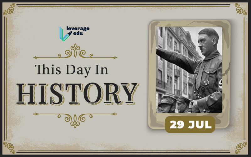 This Day in History - July 29-01