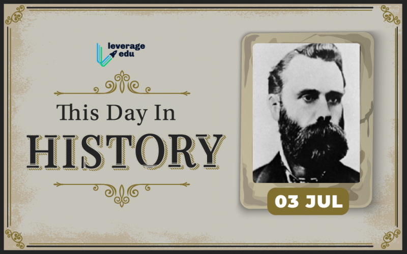 This Day in History- July 3