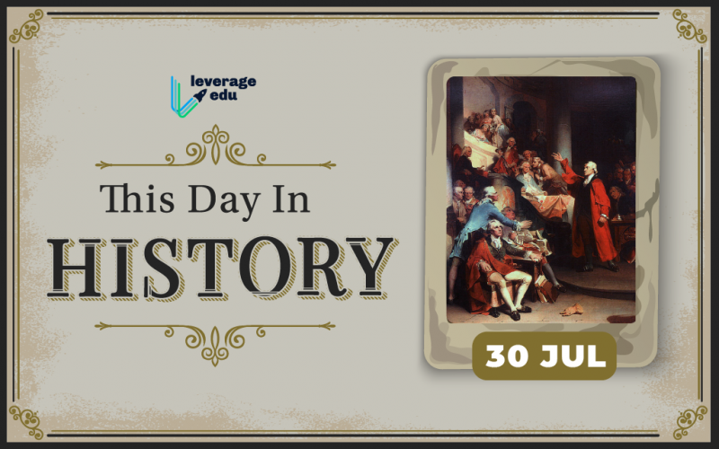 This Day in History - July 30-01 (1)
