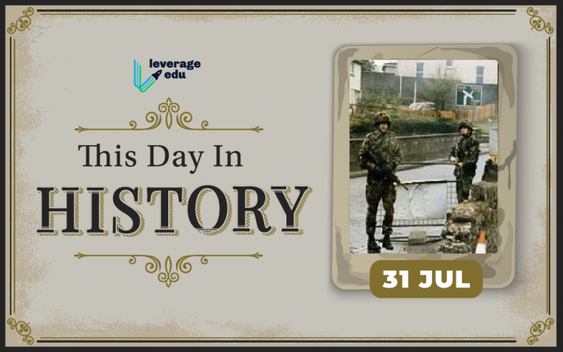 This Day in History - July 31-01