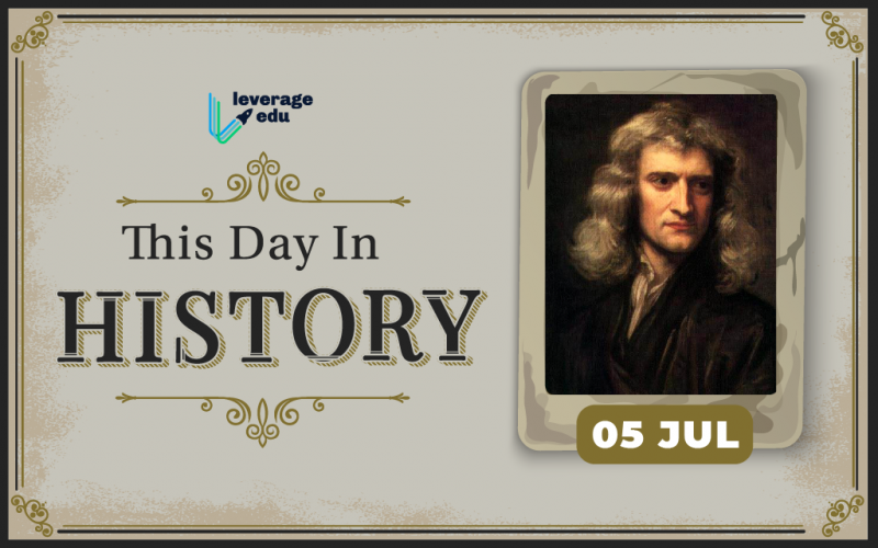 This Day in History- July 5