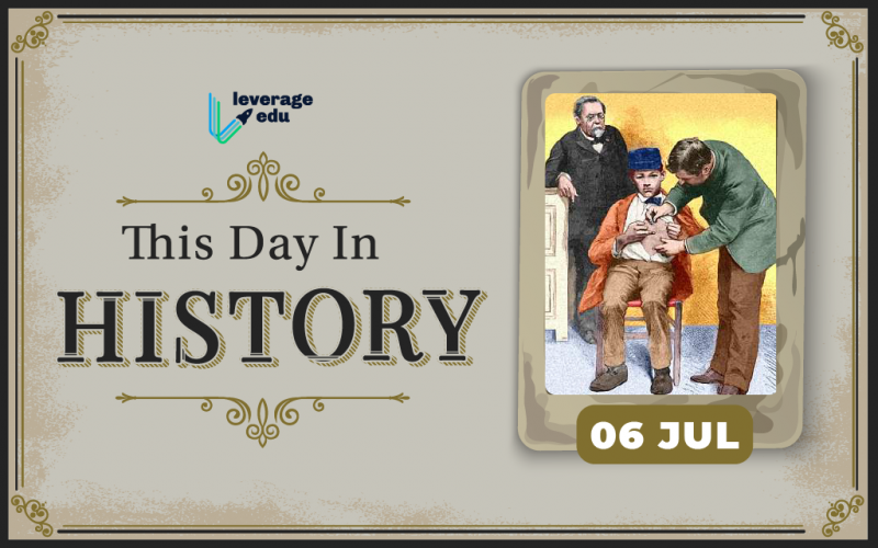This Day in History - July 6