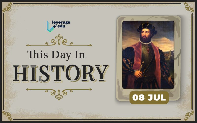 This Day in History- July 8