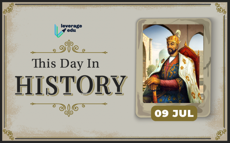 This Day in History- July 9-01