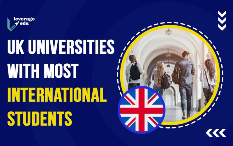 UK Universities with Most International Students