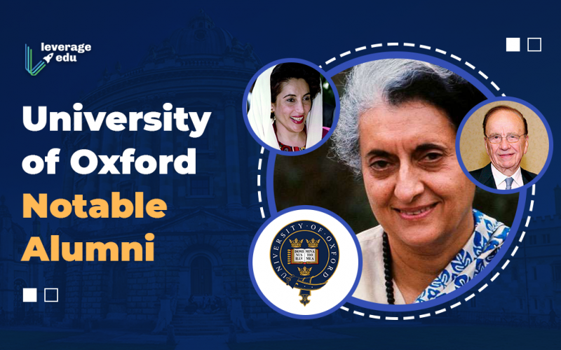 University of Oxford Notable Alumni
