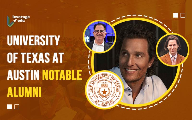 University of Texas at Austin Notable Alumni