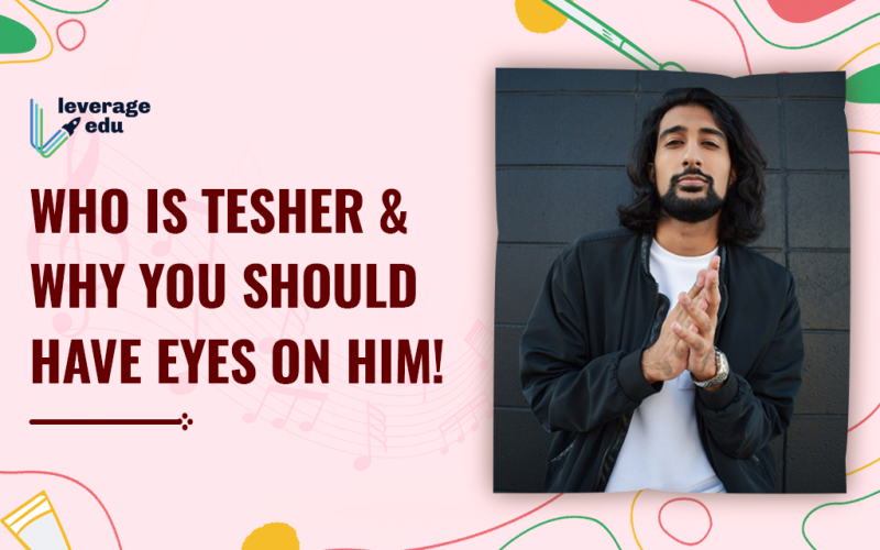 Who is Tesher & Why You Should Have Eyes on Him